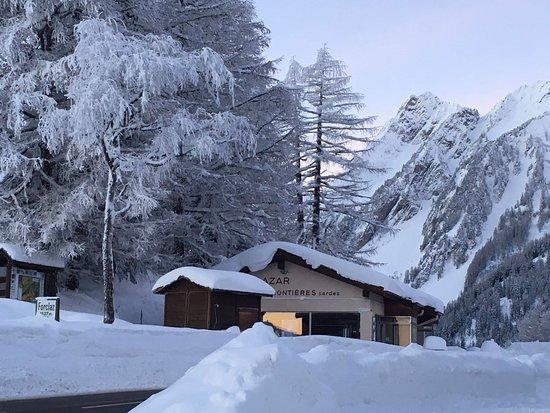 Trient, Ελβετία: Winterstimmung