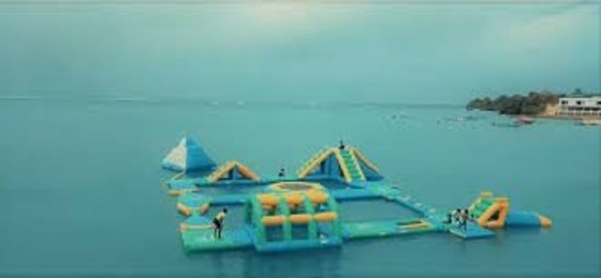 Danny's Inflatable Water Park