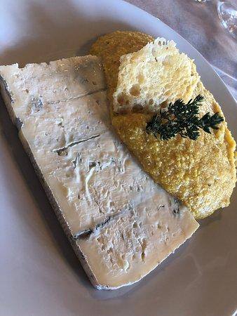 Polenta, gorgonzola, what else?