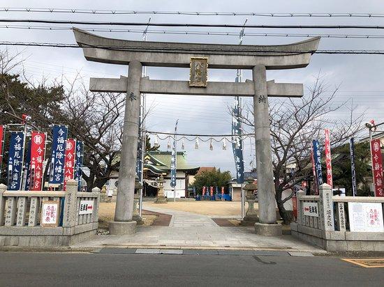 Imafuku Yakuyoke Hachimangu Shrine