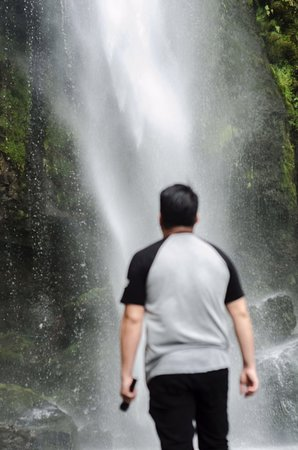 El Chorro Waterfall Photo
