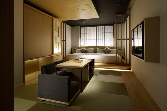 A Contemporary Japanese Style Hotel Close To The Kyoto Station Review Of Hotel Kanra Kyoto Kyoto Japan Tripadvisor