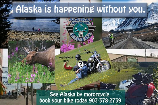 Alaskan Adventure Riders