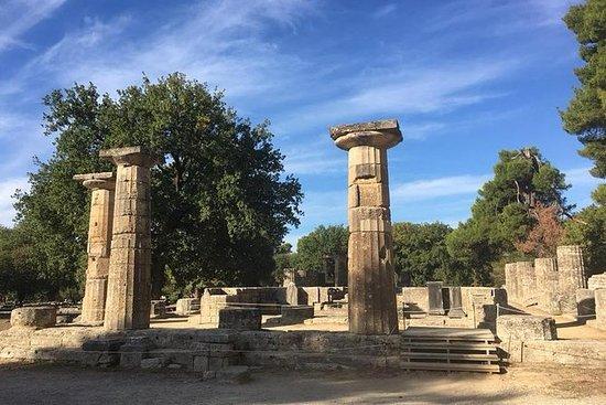 为期两天的私人旅游:奥林匹亚,阿卡迪亚山村和雅典的修道院