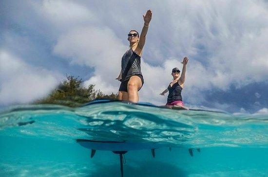 Paddle Board Yoga na Lagoa Muri