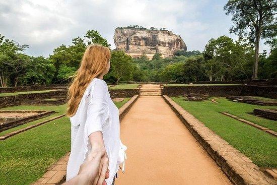 4 dager tur til Kandy, Sigiriya...