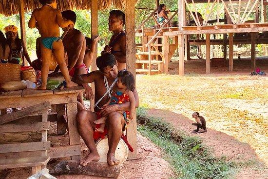 与Embera社区的文化交流 -  1晚住宿 - 人道主义之旅