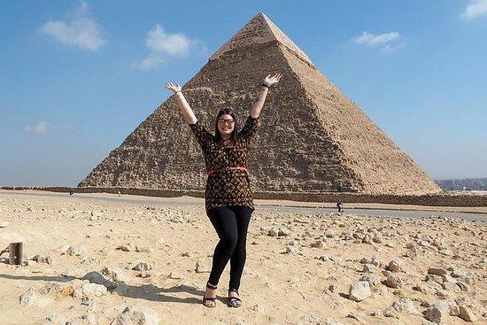d'Hurghada au Caire un jour en bus