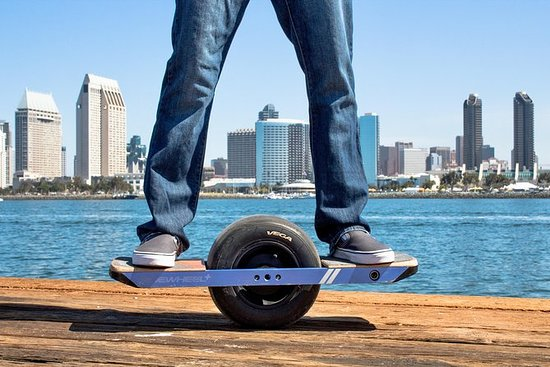 Onewheel Electric Hoverboard Lesson...
