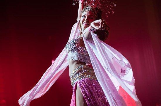 Pattaya Colosseum Cabaret Show...