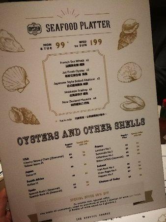 蠔飲•蠔食|Oyster House