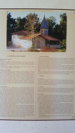 Riviere-Saas-et-Gourby, ฝรั่งเศส: la chapelle