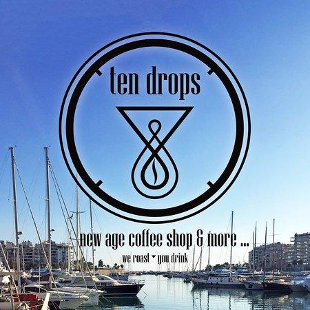 ten drops, new age coffee shop & more ... Pasalimani, Piraeus