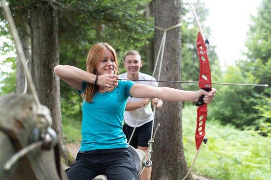 3D - Bogenschießen am Abenteuerberg Wurbauerkogel
