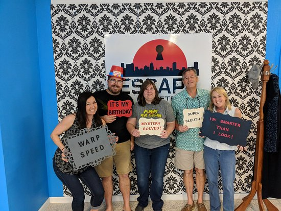 Escape St Pete LLC