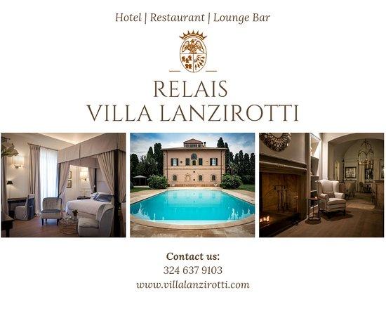 Relais Villa Lanzirotti