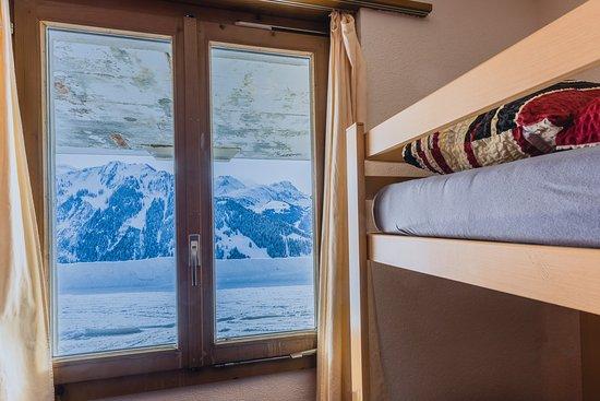 Snow Beach Lodge Metsch: 4-Bettzimmer