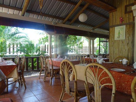 chez ruben restaurant chamarel