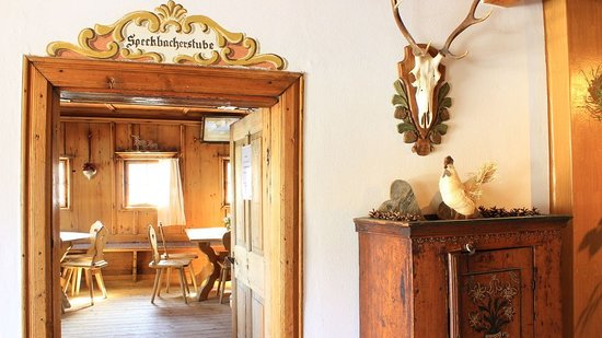 Thierbach, Oostenrijk: Speckbacherstube