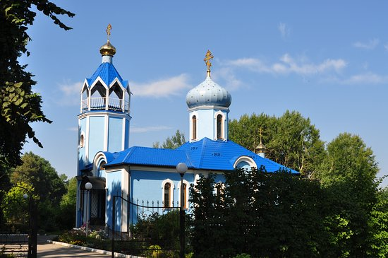 Church in Honor of the Vladimir Icon of Our Lady