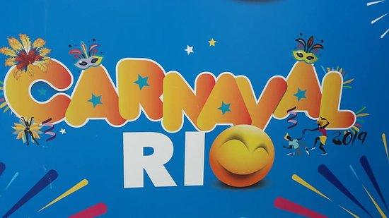 """"""" Carnaval de Rio de Janeiro """" ... Tout est dans le titre ;)"""
