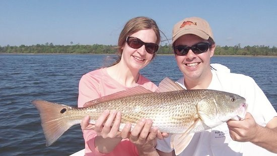 Marsh Maven Fishing Charters