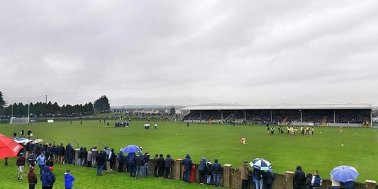 Drogheda, Irland: The Gaelic Grounds