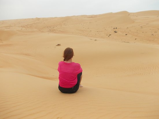 Majan Views Tourism : Peaceful and calm desert
