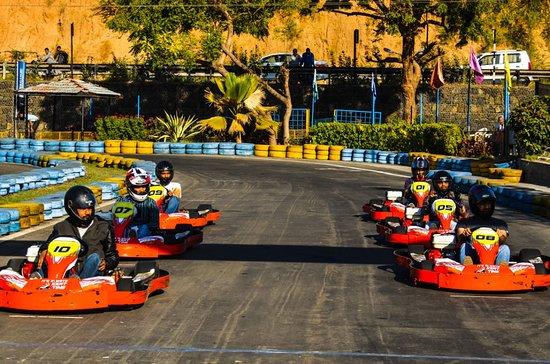 Erda's Speedway, Go Kart Racing Track