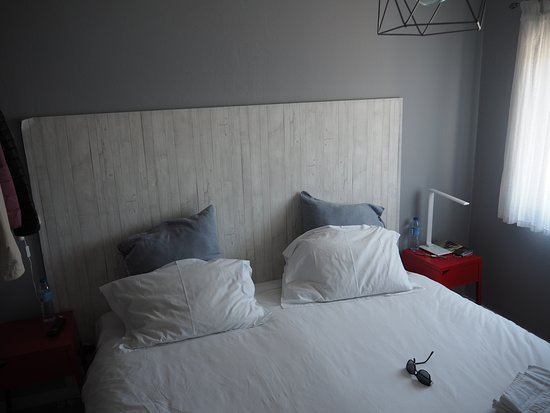 Lagos Uptown Bed & Breakfast: chambre 4