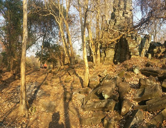 Temple near Banteay chhmar