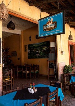 Valle Azul restaurant in El Tuito, Jalisco, Mexico.