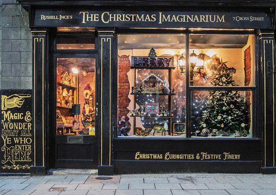 Russell Ince's Christmas Imaginarium