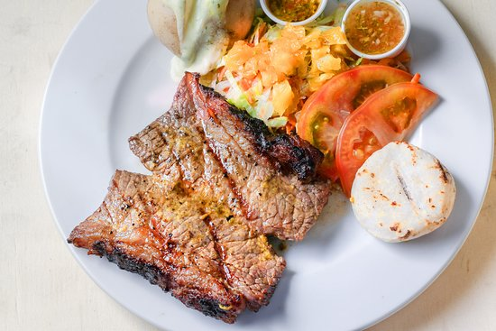 Santa Parrilla Express: Churrasco
