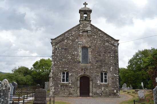 County Tipperary, Irsko: Clonbeg Church