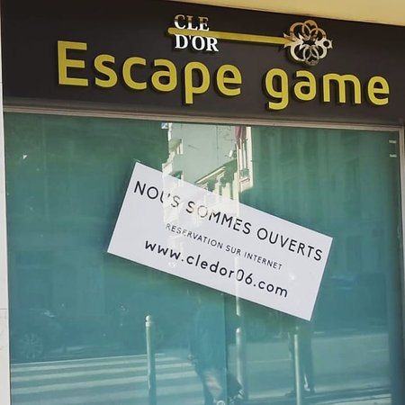 Cle d'Or Escape Game