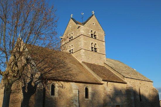 Eglise Saint Symphorien de Touches