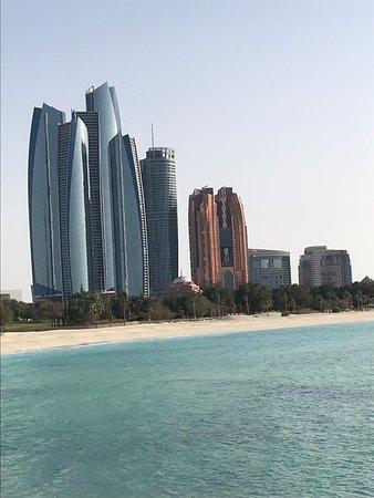 Khalidiya hotel on far right