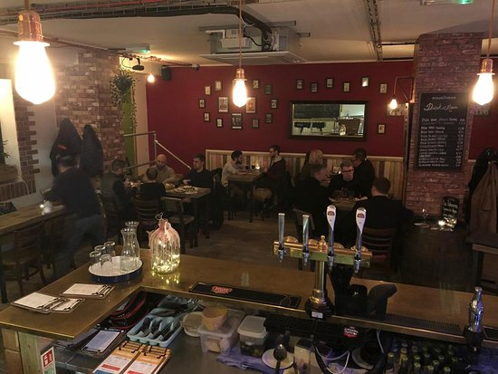 La Taberna Leeds: our custoners