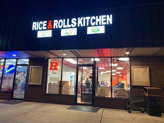 Rice And Roll Kitchen Piscataway Photos Restaurant