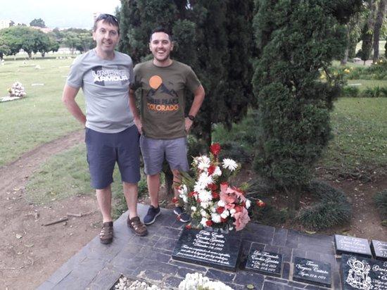 Cementerio Jardines Montesacro