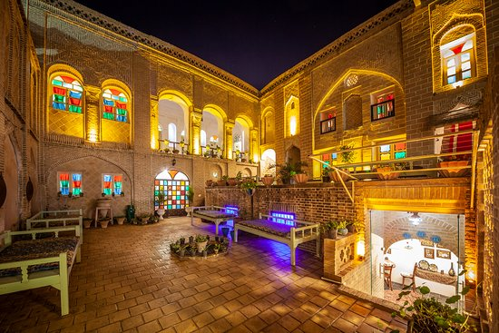Traveling Back Through Time Other Night >> Traveling Back In Time Review Of Tabib Traditional Hotel Shushtar