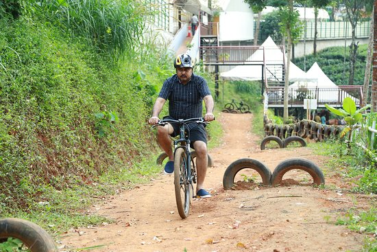 Dreamland Adventure: Off Road Cycling