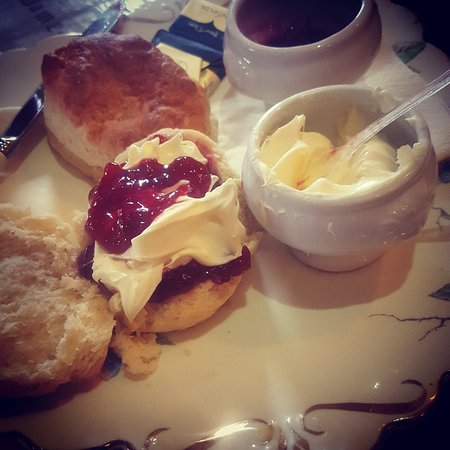 Best scones in winsford