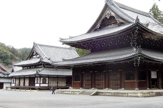 Sennyu-ji Temple Shariden