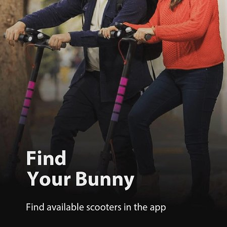 Bunny Scooters