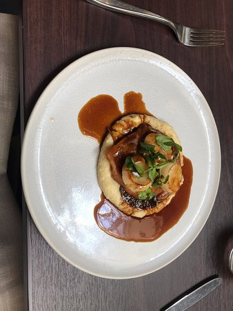 Amazing food and hospitality