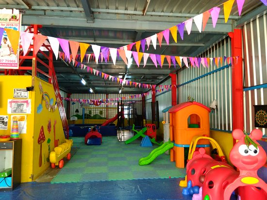 Kidz Village Hosur - Game Zone & Day Care Center