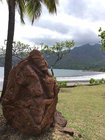 Taiohae, Французская Полинезия: Comité Du Tourisme De Nuku Hiva