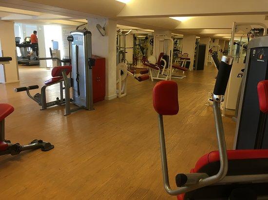 Dusit Thani Pattaya: Gym